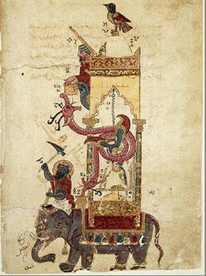 Al-jazari_elephant_clock
