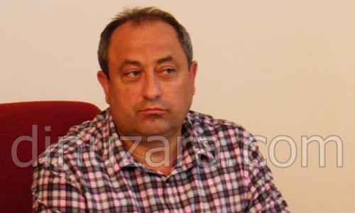 Constantin Mutescu, primarul comunei Vicovu de Jos