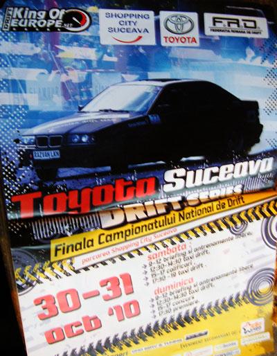 Toyota Suceava Drift Series