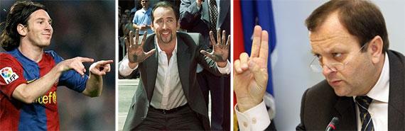 Lionel Messi, Nicolas Cage, Gheorghe Flutur, Bucovina