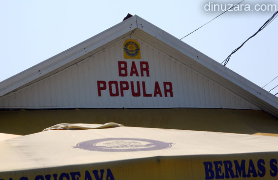 Bar popular - Fălticeni