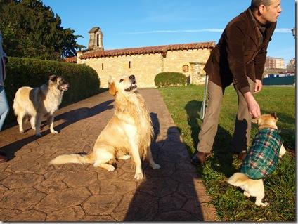 Otto, Lola y yo