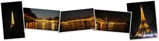 Ver París de noche