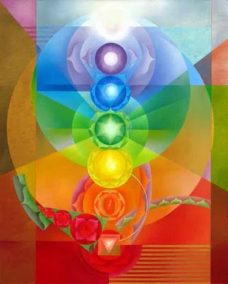 Color Healing Meditation Cover