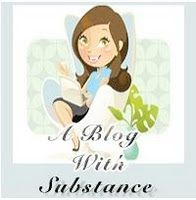 substance blogger award