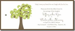 march invitation