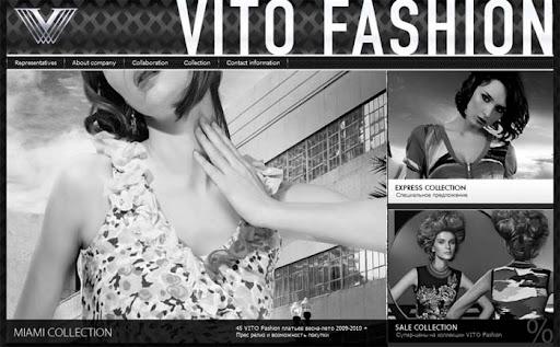 Mode, Katalogs, Vito fashion, Jevgenijs Silins