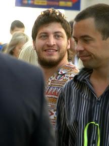 Более 2000 харьковчан пришло на общественые слушания. В зал пустили 341 человека. Борис Захаров