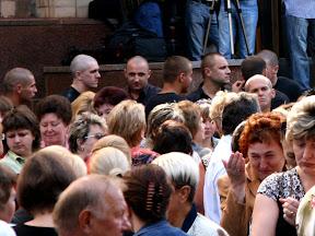 Общественные слушания по вопросу зеленых насаждений и Лесопарка (Киевский райсовет, 19.06.2010)Сторонники вырубки