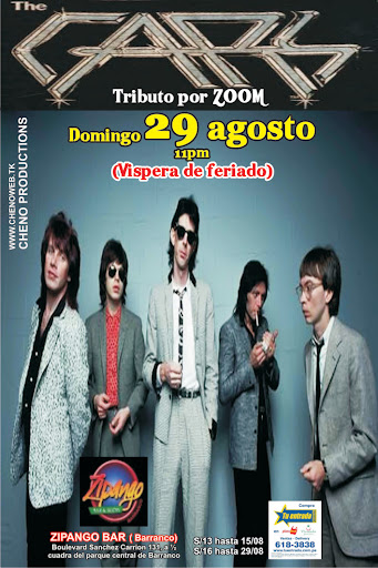 Tributo a The Cars - Lima