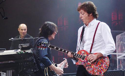 Paul McCartney 2010