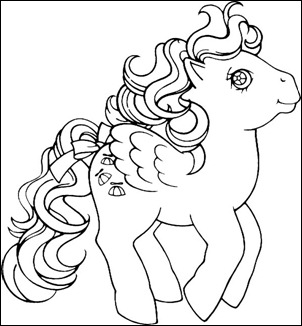 pequeño pony colorea-07