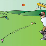 Alexie Talimonov (England) - Golf