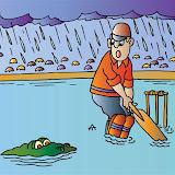 Alexie Talimonov (England) - Cricket