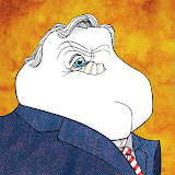 Theme: Personal Caricature Ted Kennedy - Award - Omar Figueroa Turcios (Colombia/Spain)