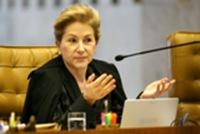 Ministra Ellen Gracie, do STF. Voto sobre a competência da Justiça Estadual para processar e julgar causas envolvendo o Poder Público e servidores submetidos a regime especial disciplinado por lei local.