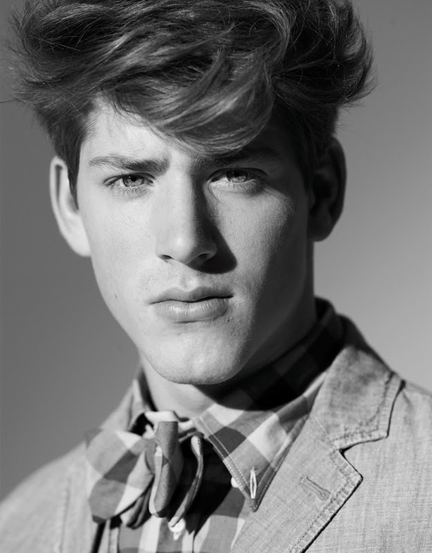 Matt Egan by Paul Wetherell for The New York Times Style Magazine 031410
