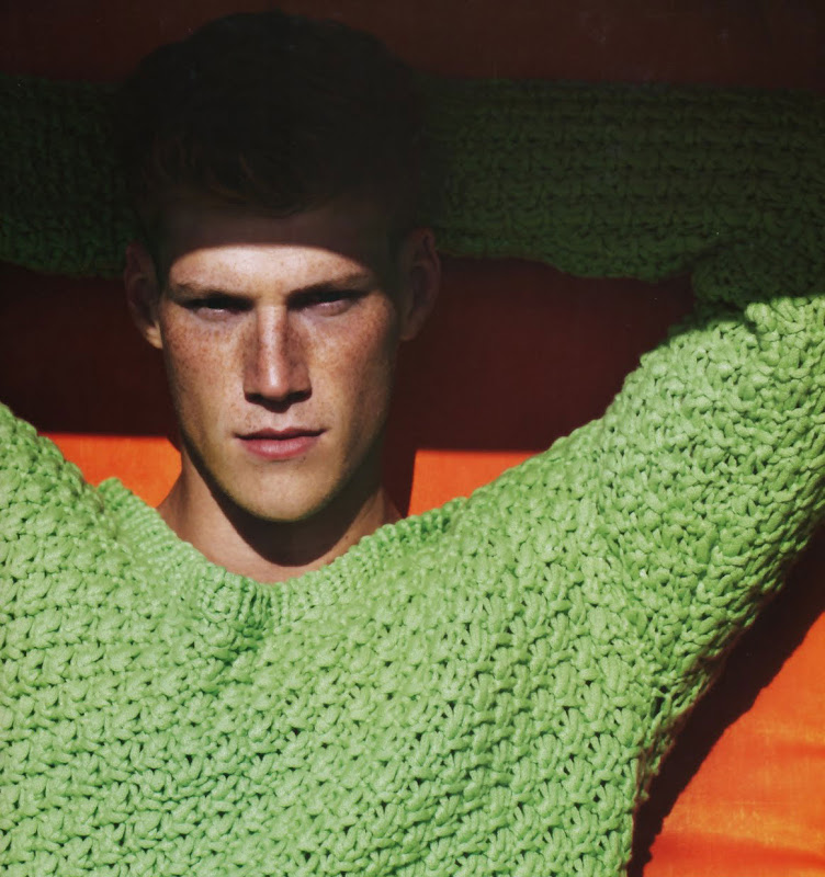 VGLMen.com | Alex Loomans by Sven Bänziger for Men's Health Best Fashion, 2010