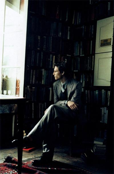 Matthew Brookes for GQ Italia, March 2010