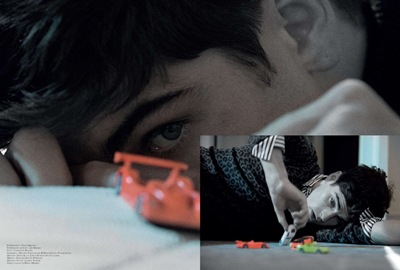 Evandro Soldati by Pablo Arroyo for So Chic No. 18