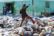 el horror de haití