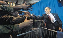 Obama cumple, pero se toma su tiempo... (27 feb)