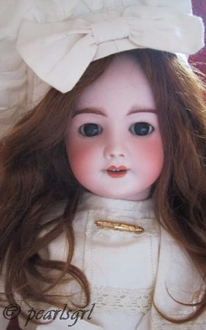 Jumeau doll antique bisque SFBJ Jumeau