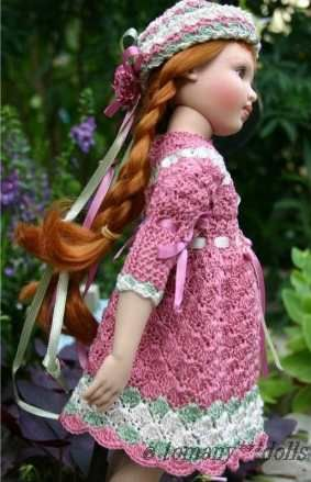 Helen Kish Fall Season doll