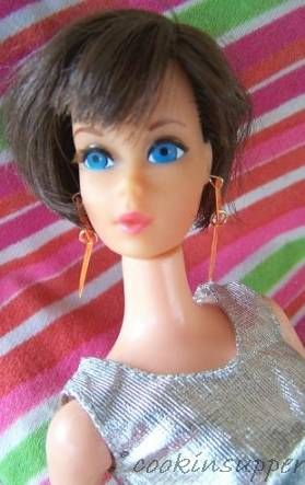 Mattel Barbie doll Hair Fair Zokko 1970s