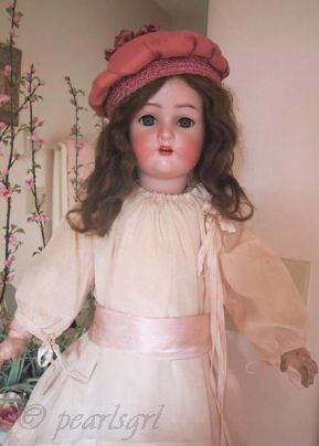 Antique bisque doll Kammer & Reinhardt KR