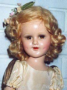 Sonja Henie Madame Alexander doll Sonia Henie composition