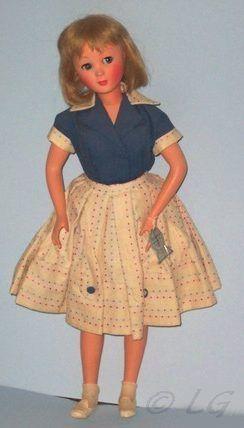 Bonomi Italy doll