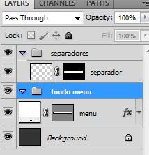 [Tutorial] Elegante menu azul no photoshop Tmenu-p18
