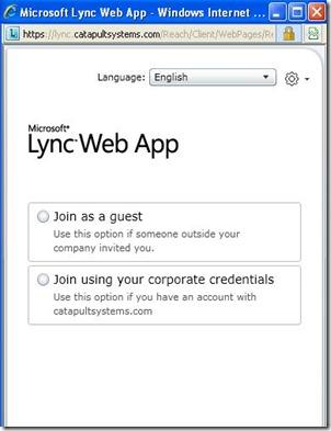 LyncConf - LWA-Launch