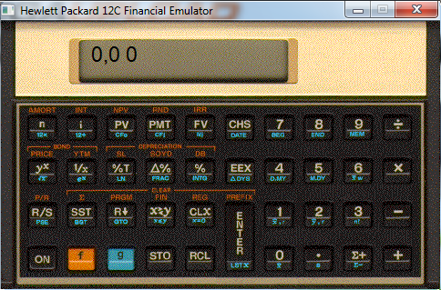 Download Calculadora HP12C