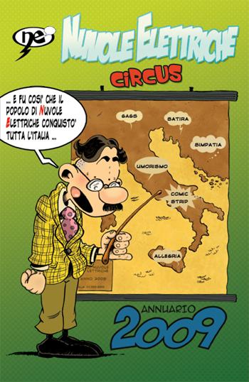 Romio_CircusCover_2009