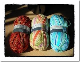 neue Sockenwolle 03