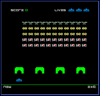 Space Invaders?… How about Thin Invaders to Test Flash on XenApp or VDI!