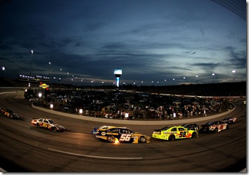 Richmond1 May NSCS racing at night