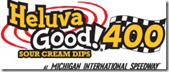 HVG 400 logo with Michigan line