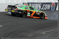 2010 NHMS June NNS race Danica Patrick left side