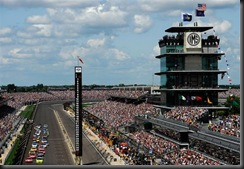 2009 Indianapolis NSCS race start from roof