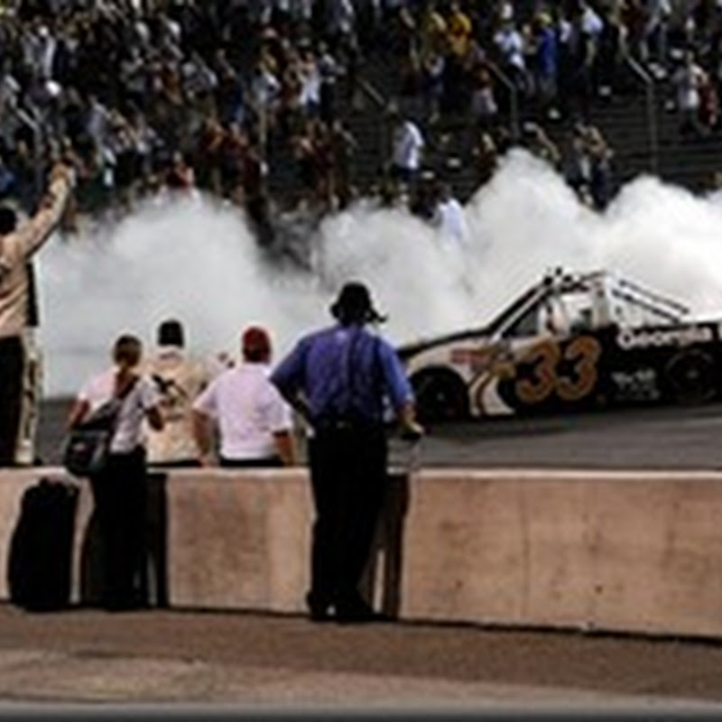 Hornaday Snaps 22 Race Winless Streak with Win at ORP