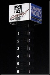 2010 Gateway1 Scoring Pylon No Power