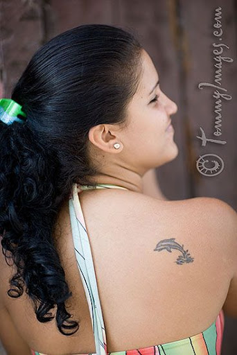 Amazing Dolphin Tattoo Designs For Girls Tattoo 1
