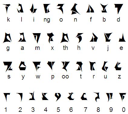 Alfabeto_klinzhai_del_klingon