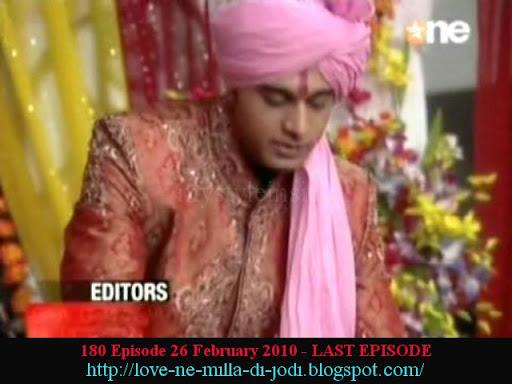 gaurav khanna love ne milla di jodi last episode