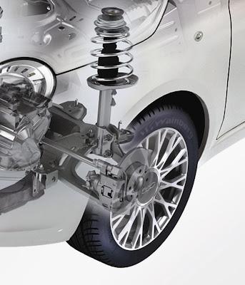 Examining The Fiat 500 S Suspension Fiat 500 Usa