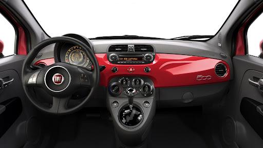 The European Fiat 500