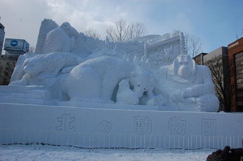 esculturas neve lindas gelo inverno arte (42)